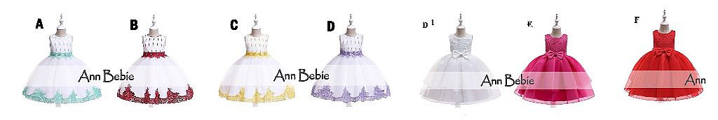 DRESS ANAK PESTA ANGGUN IMPORT (RSBY-4496)