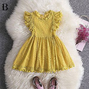DRESS ANAK IMPORT (RSBY-4514)