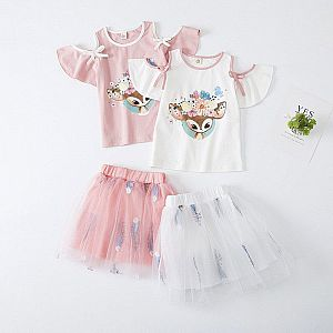 STELAN ANAK PEREMPUAN CUTE IMPORT (RSBY-4509)